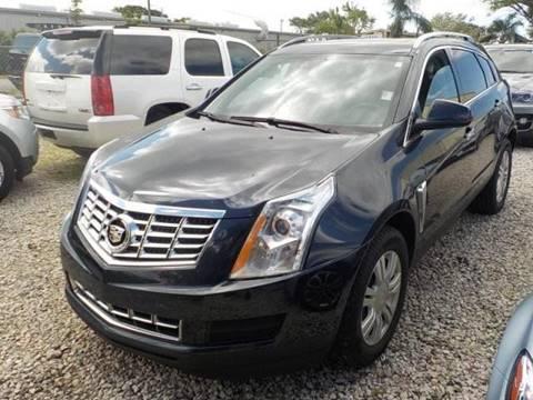 2014 Cadillac SRX for sale in Ocoee, FL