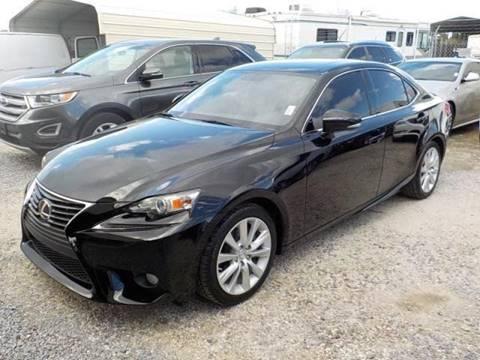 2014 Lexus IS 250 for sale in Ocoee, FL
