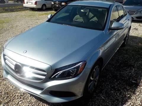 2015 Mercedes-Benz C-Class for sale in Ocoee, FL