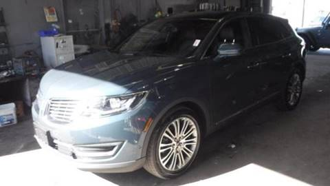 2016 Lincoln MKX for sale in Ocoee, FL