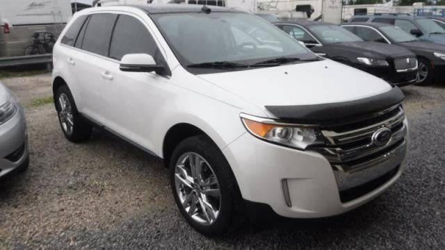 Ford Edge Limited Dr Crossover Ocoee Fl