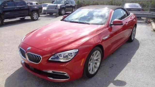 2016 BMW 6 Series 640i 2dr Convertible - Ocoee FL