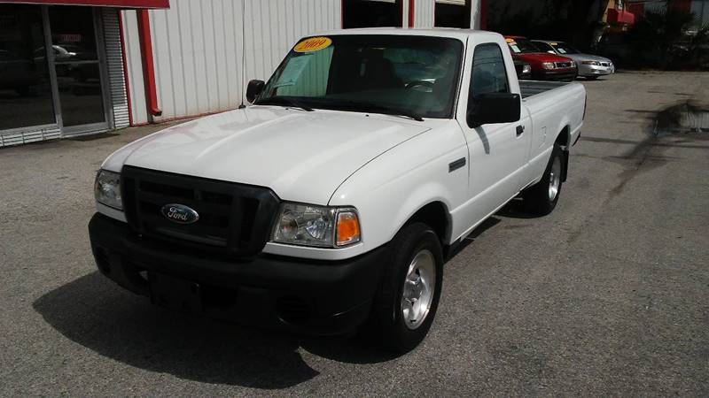 2009 Ford Ranger 4x2 XL 2dr Regular Cab LB - Gibsonton FL