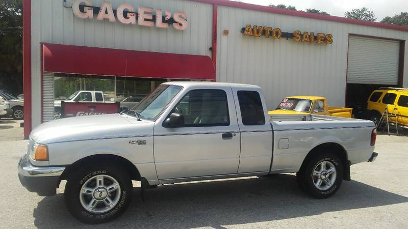 2001 Ford Ranger 2dr SuperCab XLT 2WD Styleside SB w/ Appearance Package - Gibsonton FL