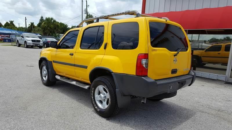2004 Nissan Xterra SE 4dr SUV - Gibsonton FL