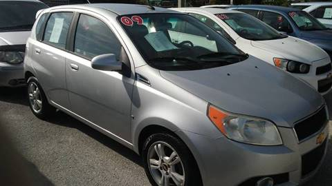 2009 Chevrolet Aveo Aveo5 LT for sale at Gagel's Auto Sales in Gibsonton FL