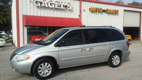 2005 Chrysler Town and Country Touring for sale at Gagel's Auto Sales in Gibsonton FL