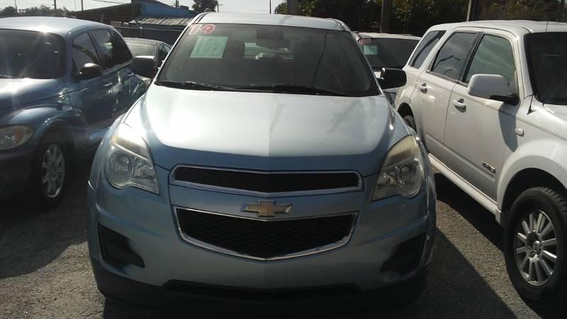 2014 Chevrolet Equinox LS (image 2)