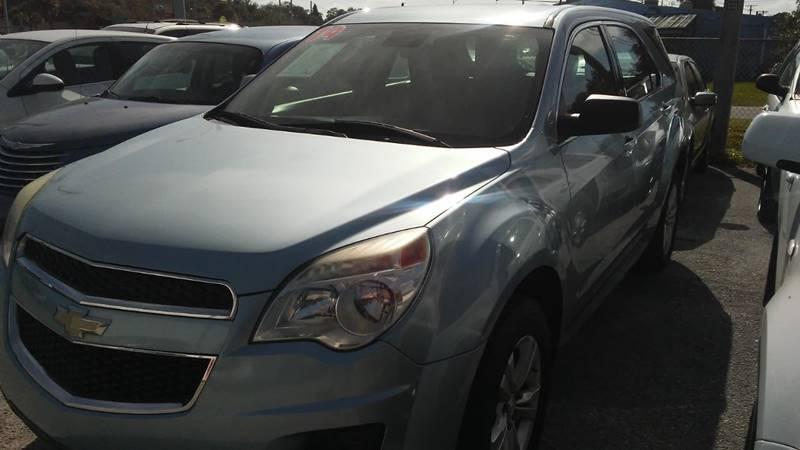 2014 Chevrolet Equinox LS (image 3)