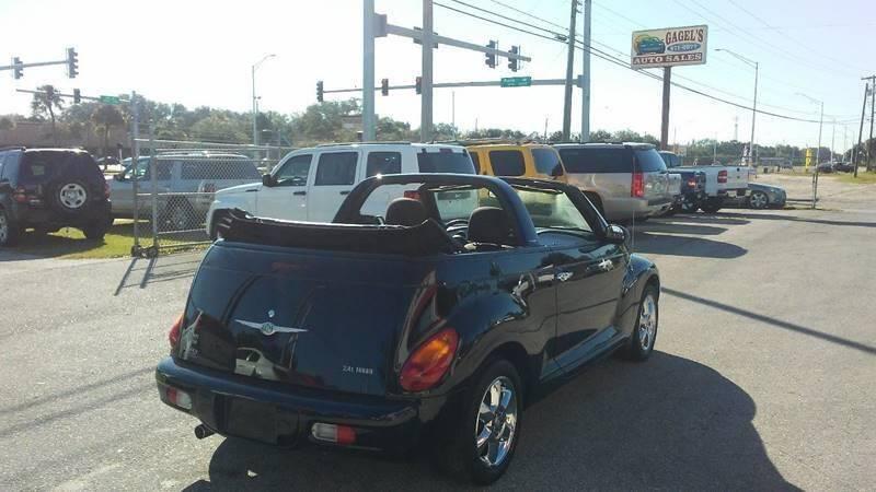 2005 Chrysler PT Cruiser Touring (image 5)