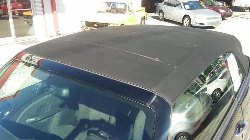 2005 Chrysler PT Cruiser Touring (image 7)