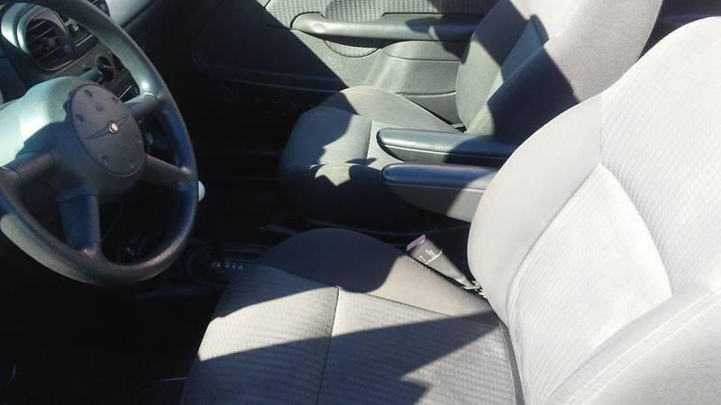2005 Chrysler PT Cruiser Touring (image 8)