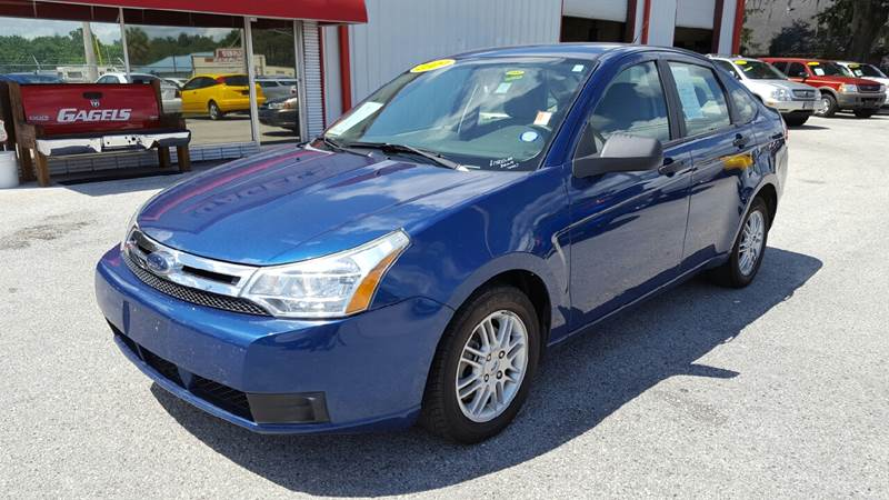 2009 Ford Focus SE 4dr Sedan - Gibsonton FL
