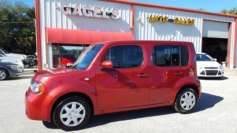 2009 Nissan cube 1.8 S 4dr Wagon CVT - Gibsonton FL
