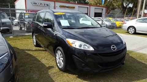 2013 Mazda MAZDA5 for sale in Gibsonton, FL