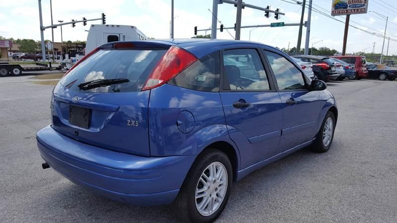 2003 Ford Focus ZX5 4dr Hatchback - Gibsonton FL