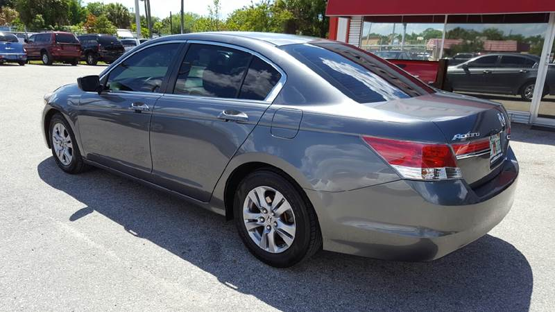 2012 Honda Accord SE 4dr Sedan - Gibsonton FL