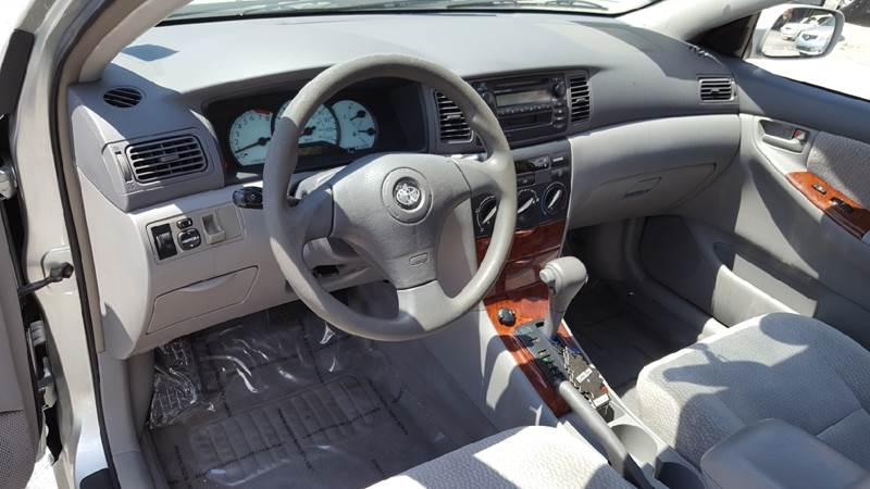 2004 Toyota Corolla LE 4dr Sedan - Gibsonton FL