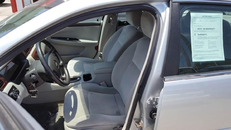 2010 Chevrolet Impala LT 4dr Sedan - Gibsonton FL