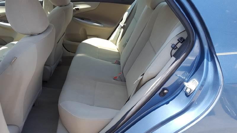 2013 Toyota Corolla LE 4dr Sedan 4A - Gibsonton FL