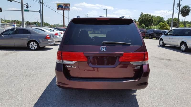2008 Honda Odyssey EX-L 4dr Mini-Van w/Navi and DVD - Gibsonton FL