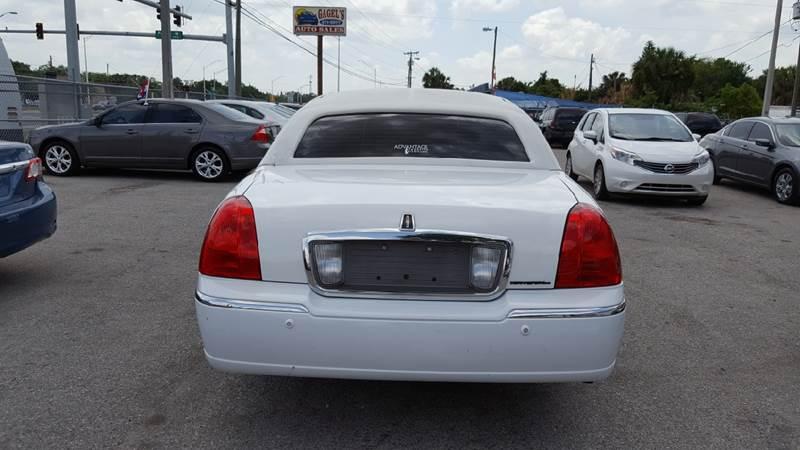 2006 Lincoln Town Car Executive 4dr Sedan - Gibsonton FL