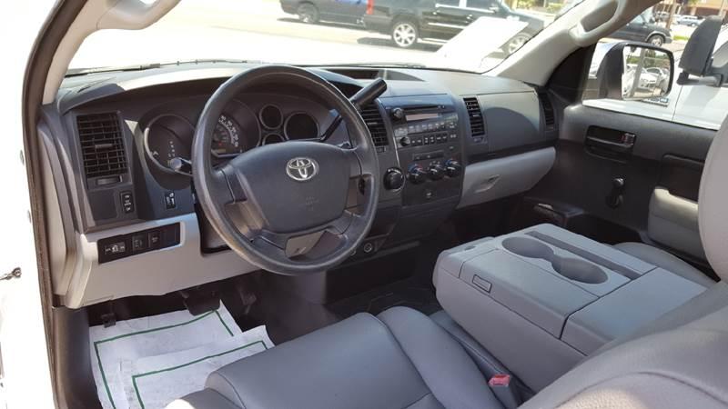 2010 Toyota Tundra 4x2 Grade 2dr Regular Cab Pickup SB (4.0L V6) - Gibsonton FL