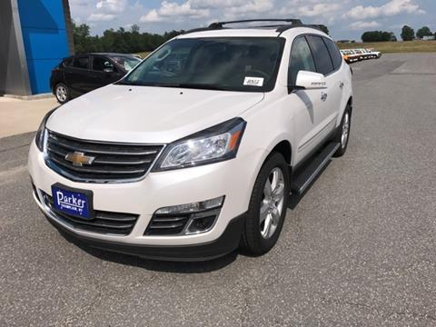2017 Chevrolet Traverse for sale in Champlain, NY