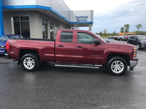 2014 Chevrolet Silverado 1500 for sale in Champlain, NY