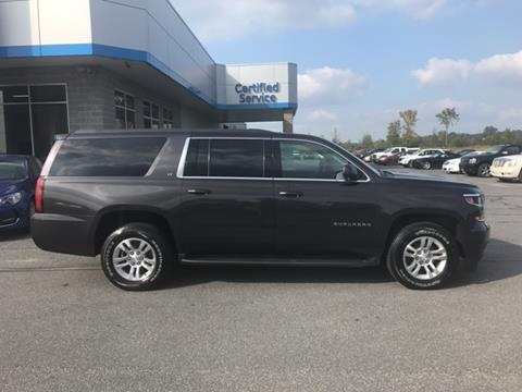2015 Chevrolet Suburban for sale in Champlain, NY