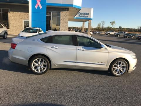 2017 Chevrolet Impala for sale in Champlain, NY