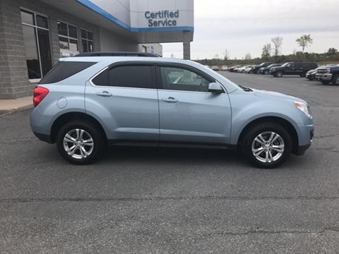 2015 Chevrolet Equinox for sale in Champlain, NY