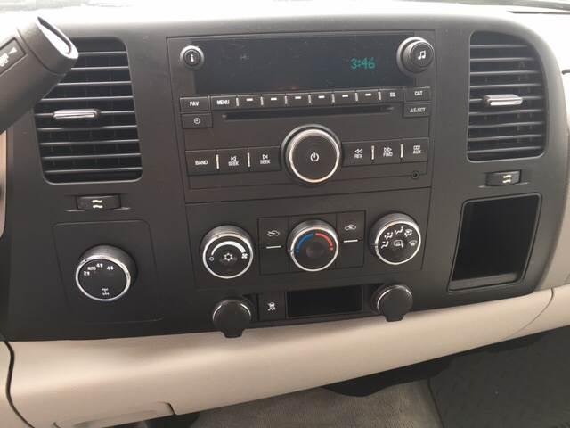 2010 GMC Sierra 1500 4x4 SLE 4dr Extended Cab 6.5 ft. SB - Jackson MO