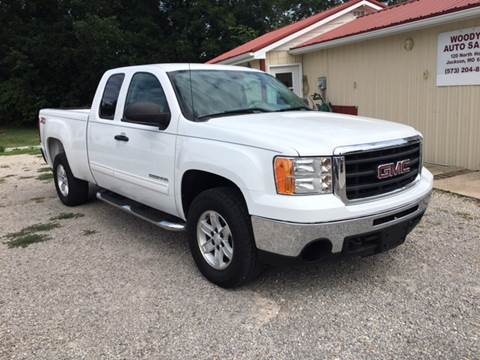 2010 GMC Sierra 1500 for sale at Woody's Auto Sales in Jackson MO