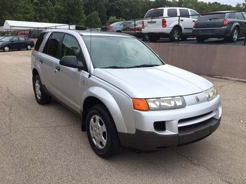 2004 Saturn Vue for sale at Woody's Auto Sales in Jackson MO