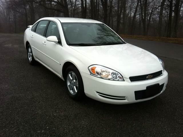 2008 Chevrolet Impala for sale at Woody's Auto Sales in Jackson MO