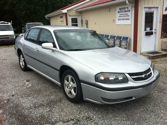 2003 Chevrolet Impala for sale at Woody's Auto Sales in Jackson MO