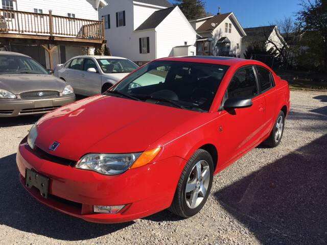 2006 Saturn Ion 3 4dr Coupe Wautomatic In Jackson Mo Woodys Auto