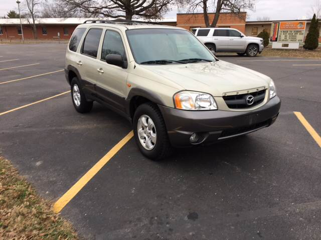 2004 Mazda Tribute for sale at Woody's Auto Sales in Jackson MO