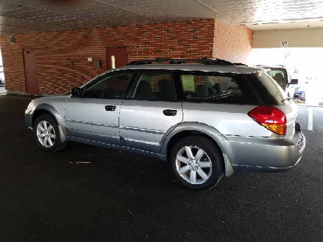 2007 Subaru Outback for sale at CHIP'S SERVICE CENTER in Portland ME