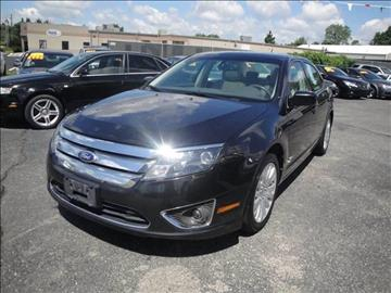 2010 Ford Fusion Hybrid for sale in Cincinnati, OH
