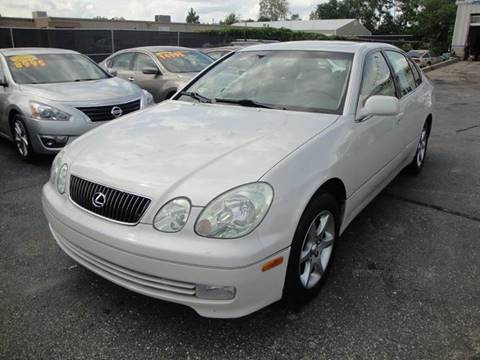 2004 Lexus GS 300 for sale in Cincinnati, OH