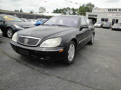 2001 Mercedes-Benz S-Class for sale in Cincinnati, OH