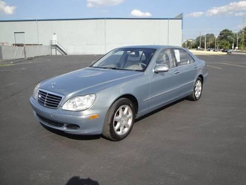 2004 Mercedes-Benz S-Class for sale in Cincinnati, OH