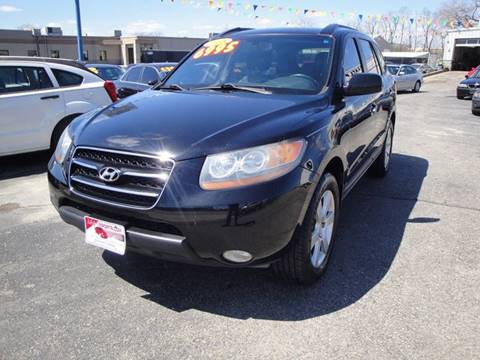 2008 Hyundai Santa Fe for sale at A&S 1 Imports LLC in Cincinnati OH