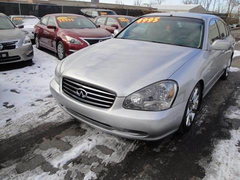 2003 Infiniti Q45 For Sale In Connecticut Carsforsale