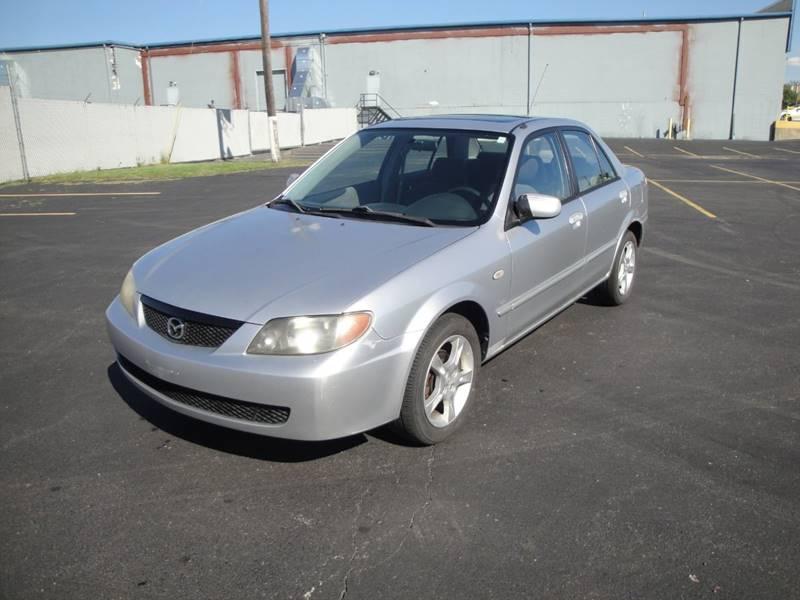 2003 Mazda Protege ES 4dr Sedan   Cincinnati OH