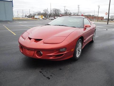 2002 Pontiac Firebird for sale in Cincinnati, OH