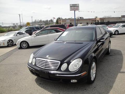 2003 Mercedes-Benz E-Class for sale in Cincinnati, OH