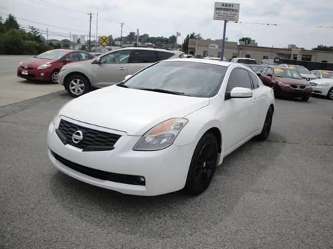 2008 Nissan Altima for sale in Cincinnati, OH